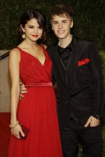 Justin Bieber y Selena Gomez, siempre conjuntados