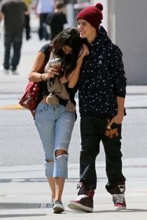 Justin Bieber y Selena Gomez, complicidad y amor