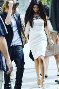 Justin Bieber y Selena Gomez, grandes recuerdos
