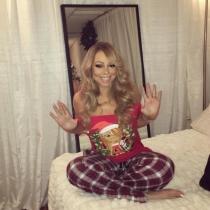 Mariah Carey, la auténtica reina de la Navidad