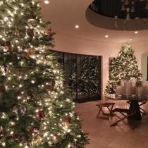 La Navidad de Kourtney Kardashian