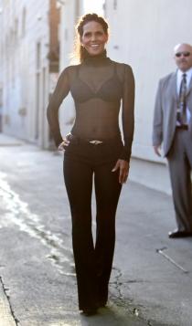 Famosas que superaron la depresión: Halle Berry