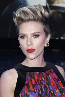 Cortes de pelo pixie: Scarlett Johansson, siempre perfecta