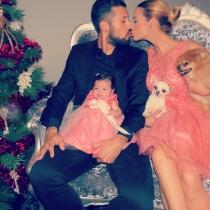 La primera navidad en familia de Tamara Gorro