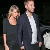 Taylor Swift y Calvin Harris, siempre compenetrados