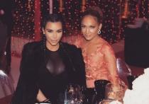 Kim Kardashian y sus navidades con JLo