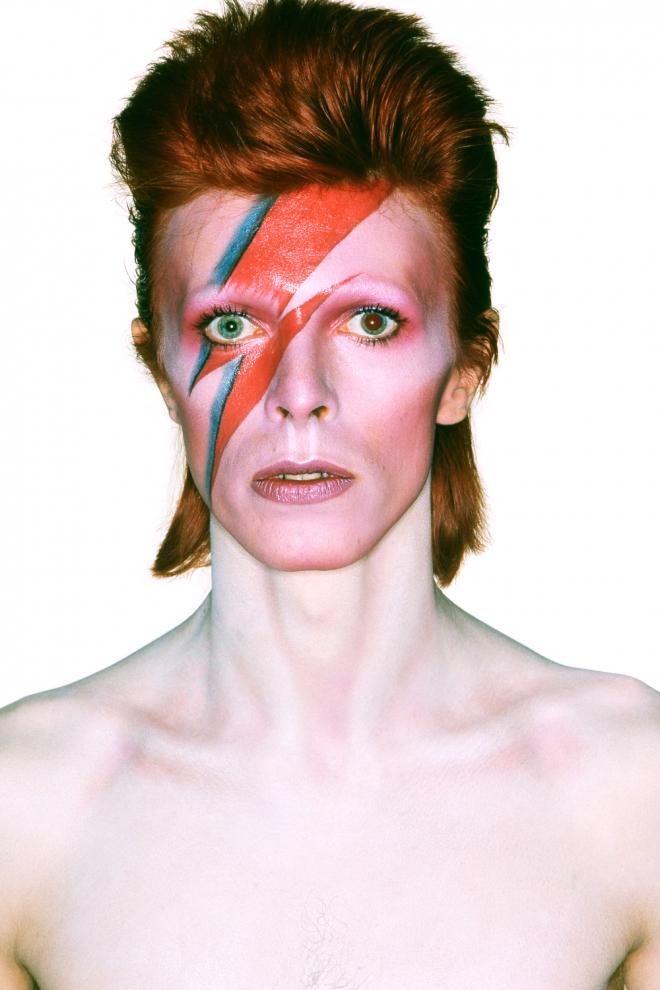 David Bowie, un genio del espectáculo