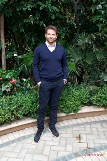 Famosos que son altos: Bradley Cooper, 1'85 metros