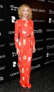 Oscars 2016: Cate Blanchett por Carol