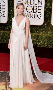 Oscars 2016: Saoirse Ronan por Brooklyn