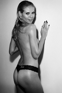Heidi Klum, culo perfecto