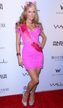 Famosas que son Acuario: Paris Hilton