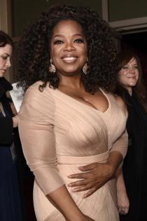 Famosas que son Acuario: Oprah Winfrey