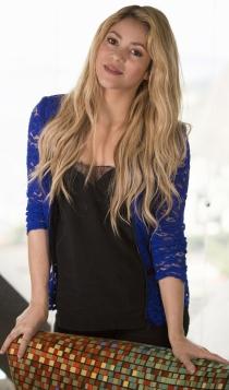 Famosas que son Acuario: Shakira