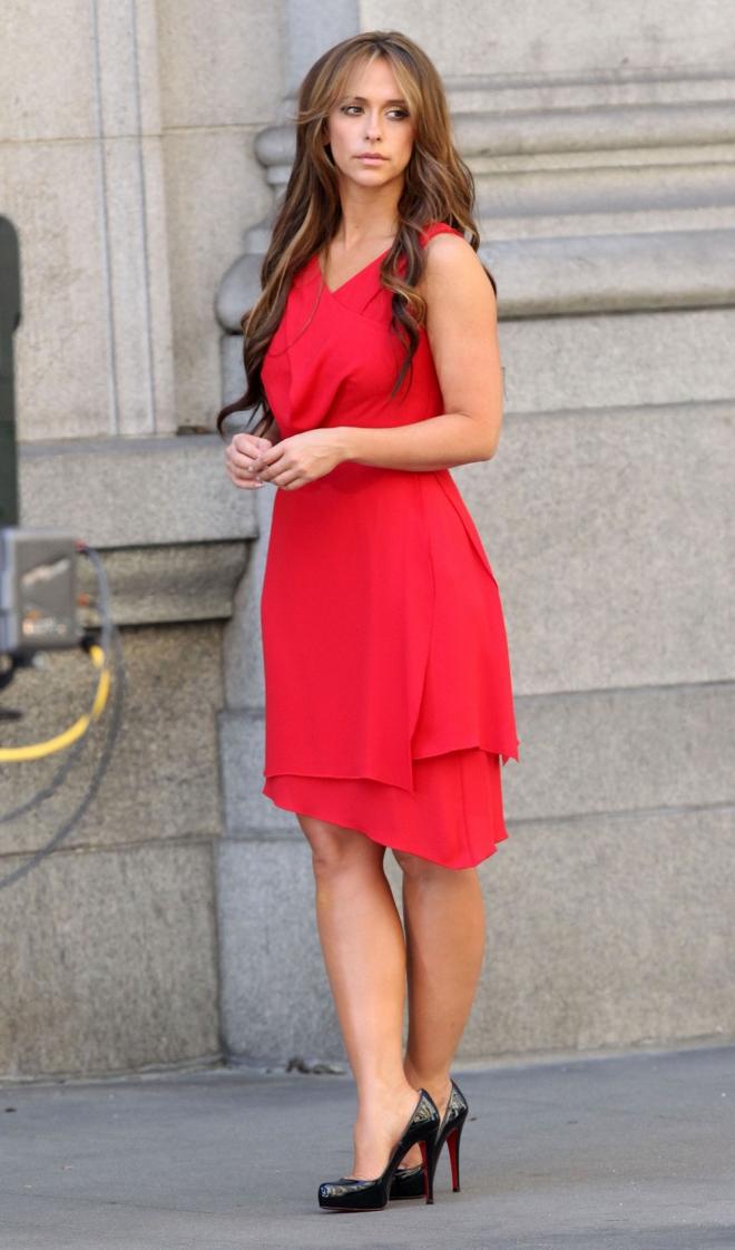 Wonder Woman: Jennifer Love Hewitt, contra fantasmas y villanos