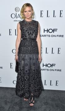 ELLE Women in Television: Kirsten Dunst, sencilla pero elegante