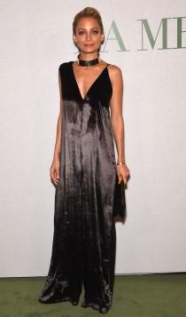 Slip dress: el vestido favorito de Nicole Richie