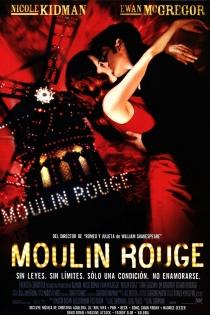 Películas románticas: Moulin Rouge