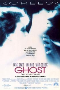Películas románticas: Ghost