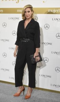 Premios Mujer Hoy 2016: Cecilia Freire, sencilla pero elegante