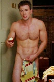 Desnudos de cine: Chris Evans en Dime con cuántos