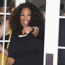Oprah Winfrey es indómita, y ella te elige a ti