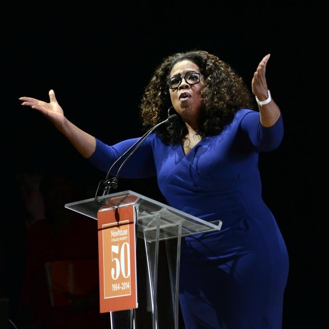 Oprah Winfrey, una voz digna de ser escuchada
