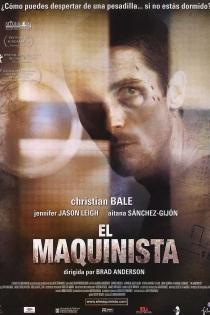 Películas Christian Bale: El maquinista