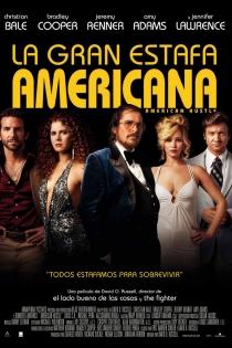 Películas Christian Bale: La gran estafa americana