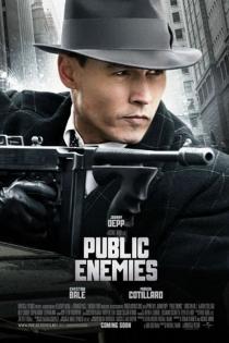 Películas Christian Bale: Enemigos públicos