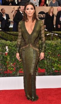 SAG Awards 2016: Eva Longoria, muy sexy