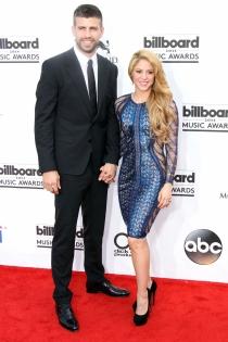 Shakira y Piqué, una pareja de alfombra roja