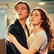 Leonardo DiCaprio y Kate Winslet, eternos Rose y Jack Dawson