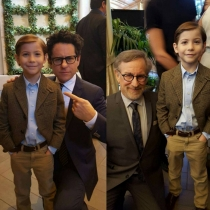 Jacob Tremblay se codea con los grandes