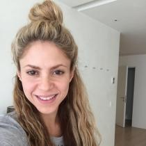 Shakira sin maquillar: una celebrity sin complejos