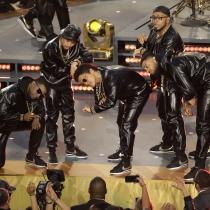 Super Bowl 2016: La magia de Bruno Mars