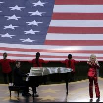 Super Bowl 2016: El lado más patriótico de Lady Gaga