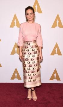 Oscars 2016: Brie Larson, la perfecta invitada