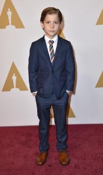 Oscars 2016: Jacob Tremblay, todo un hombrecito