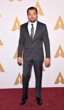 Oscars 2016: Leonardo DiCaprio, el gran favorito