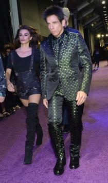 Premiere Zoolander 2: Ben Stiller y Penélope Cruz, auténticos modelos