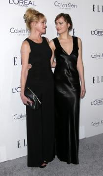 Madres e hijas actrices: Melanie Griffith y Dakota Johnson