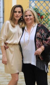 Madres e hijas actrices: Carmina Barrios y María León