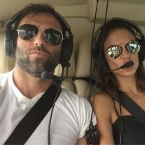 Alessandra Ambrosio y Jamie Mazur, siempre compenetrados