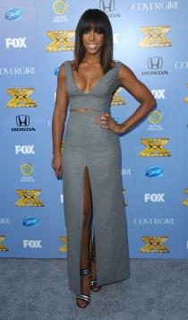 Kelly Rowland, siempre sofisticada