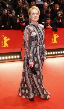 Berlinale 2016: Meryl Streep, muy guapa