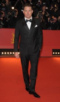 Berlinale 2016: Channing Tatum, hecho un pincel