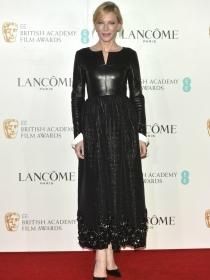 Nominados Bafta 2016: Cate Blanchett, total blac