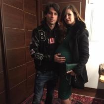 San Valentín en Instagram: Jessica Bueno, embarazadísima