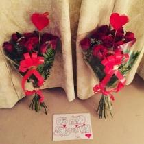 San Valentín en Instagram: el regalo de Bustamante a Paula Echevarría